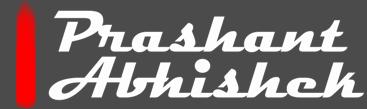 prashantabhishek.com Blog Logo